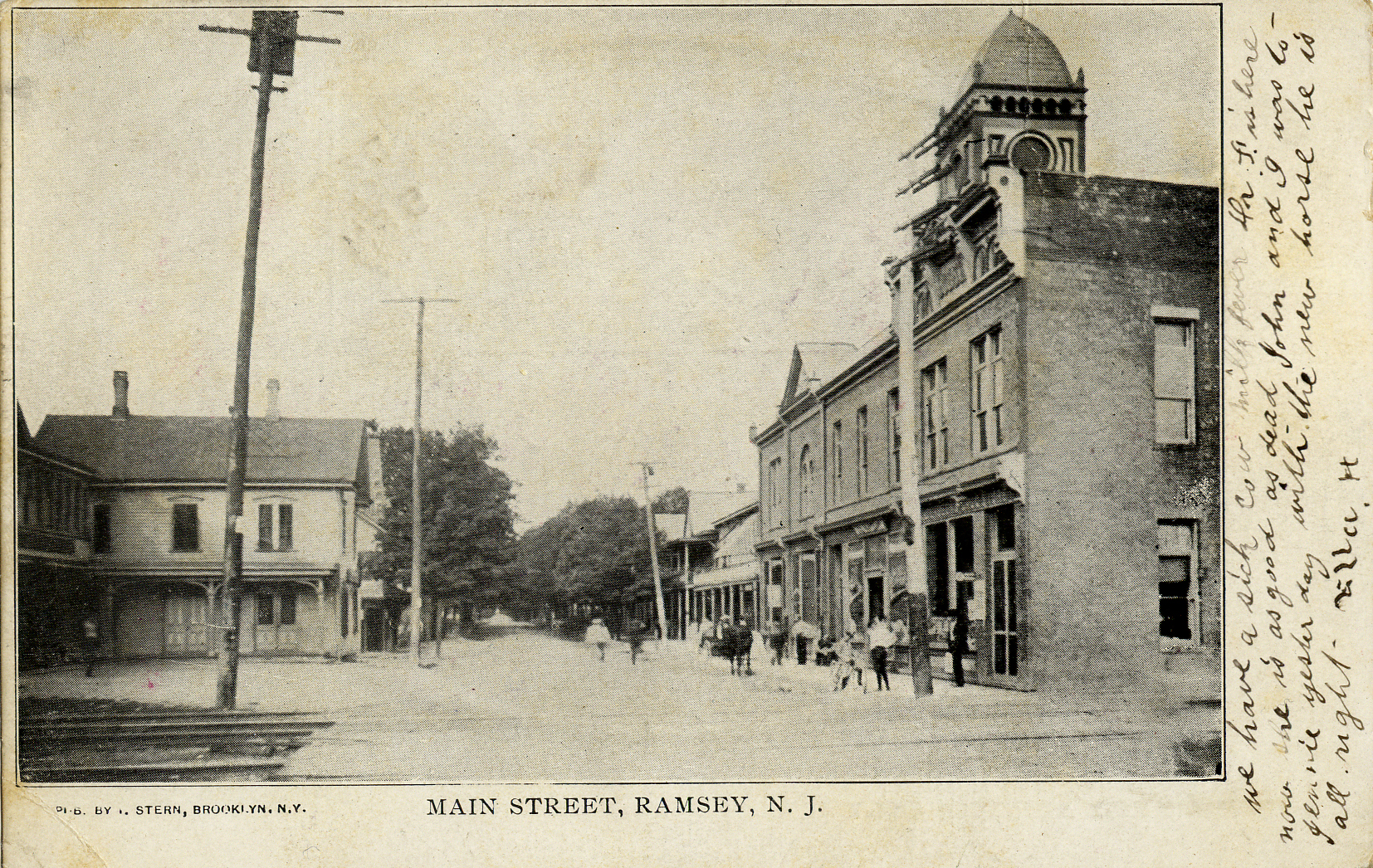 Main Street, Ramsey, NJ