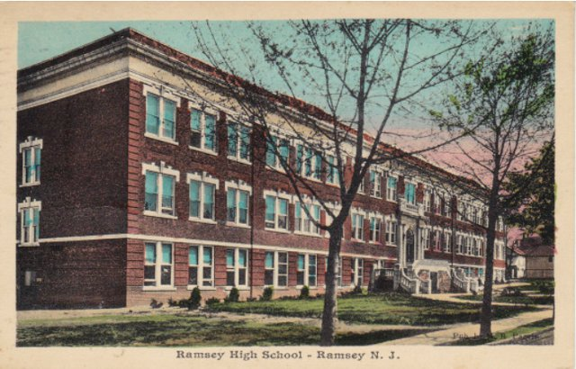 Ramsey's First High School