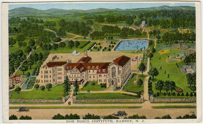 How Long Is Drivers Ed >> Don Bosco Institute, Ramsey, N.J. - Ramsey History ...
